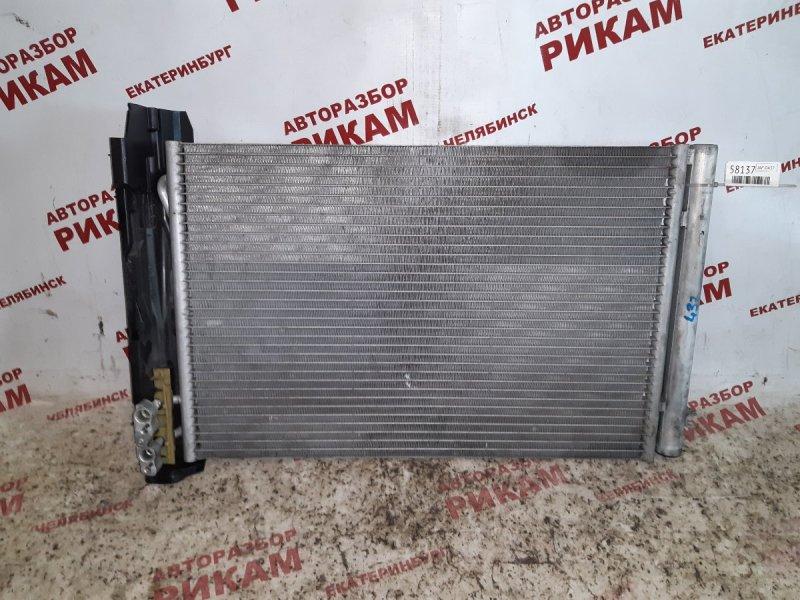 Радиатор кондиционера Bmw 1-Series E87 N45B16 2005