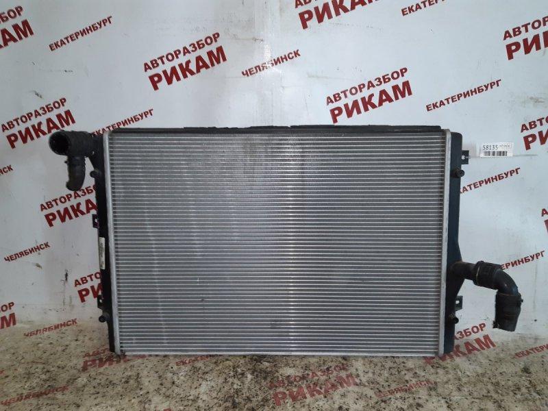 Радиатор охлаждения Audi A3 8PA AXX 2005