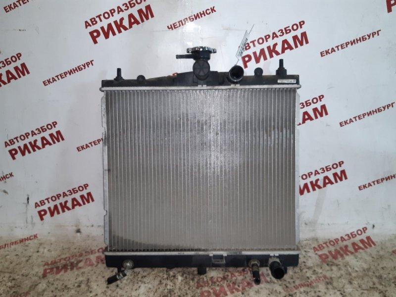Радиатор охлаждения Nissan Note E11 HR15DE 2005