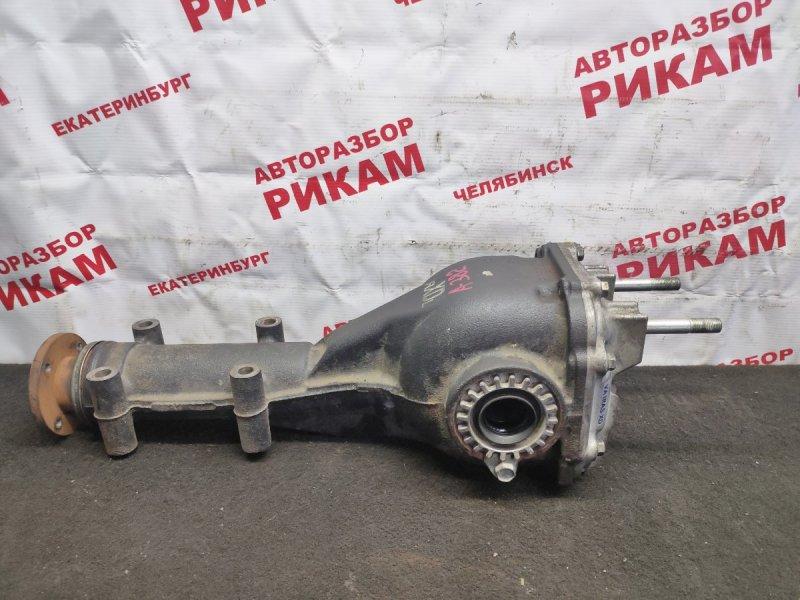 Редуктор Subaru Legacy BR9 EJ253 2011 задний