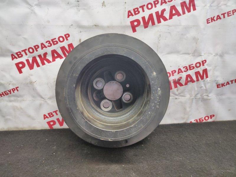 Шкив коленвала Isuzu Forward FRR34K4 6HK1