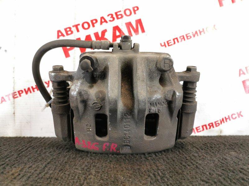 Суппорт тормозной Ssangyong Actyon Sports QJ D20DTR 2013 передний правый