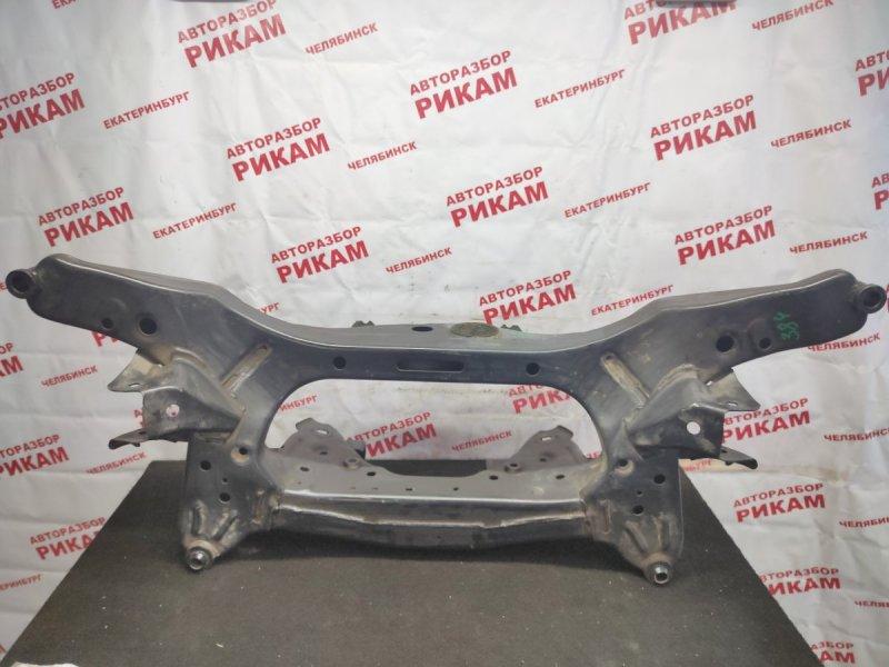 Балка Nissan Qashqai J10 MR20DE 2009 задняя