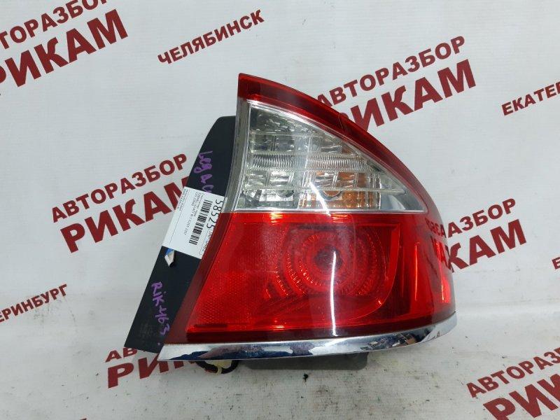 Стоп-сигнал Subaru Legacy BL5 EJ203 2007 задний правый