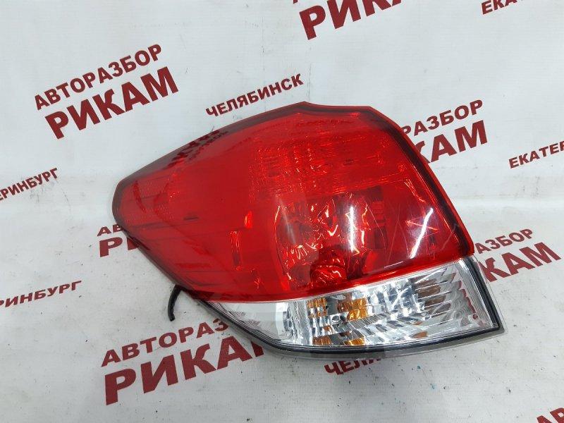 Стоп-сигнал Subaru Outback BR9 задний левый