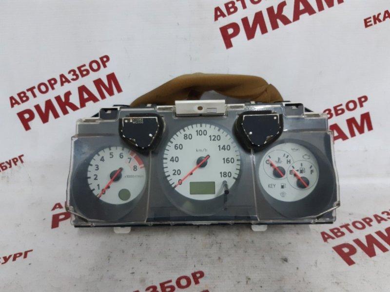 Панель приборов Nissan Wingroad WFY11 QG15DE 2003
