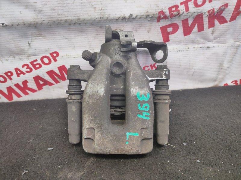 Суппорт тормозной Citroen C3 F TU5JP 2007 задний левый