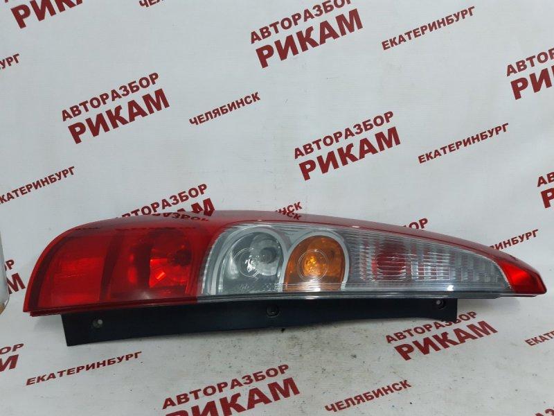 Стоп-сигнал Mitsubishi Colt Z24A 4A91 2005 задний левый