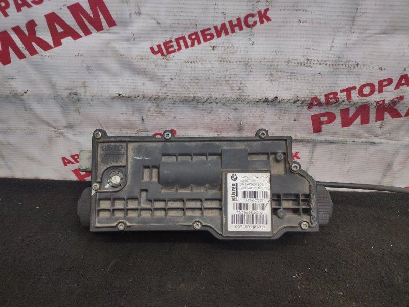 Блок стояночного тормоза Bmw X5 E70 M57D30 2007