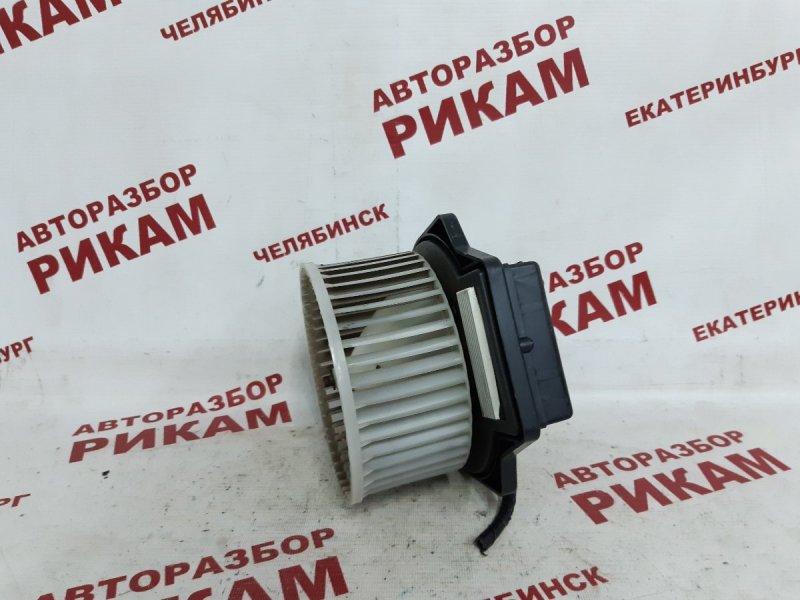 Мотор печки Nissan Serena TC24 QR20DE 2005