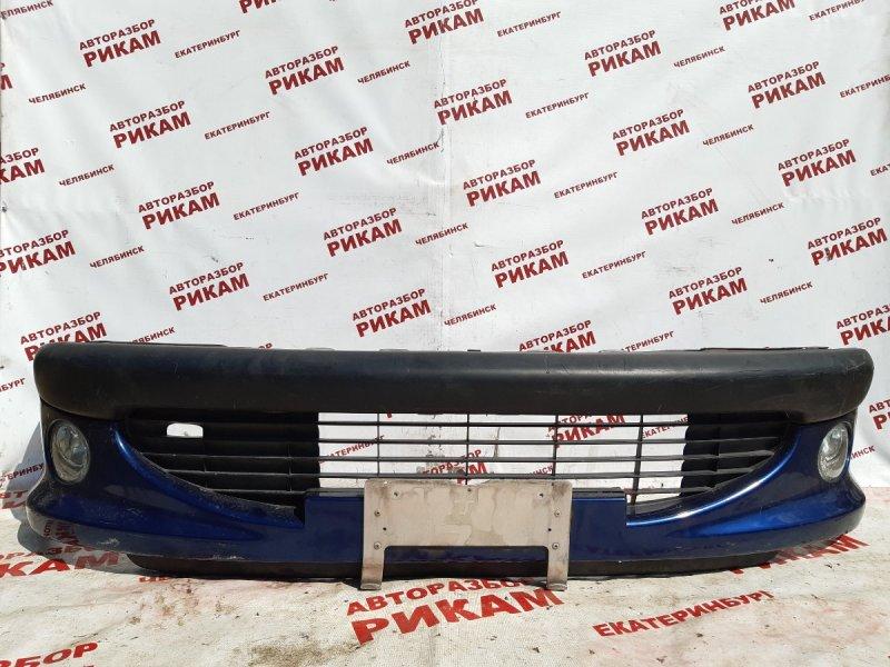 Бампер Peugeot 206 2A/C NFU 2003 передний