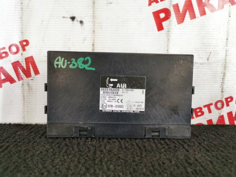 Блок управления Subaru Legacy BR9 EJ253 2011