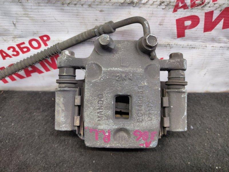 Суппорт тормозной Ssangyong Actyon Sport QJ 671960 2013 задний левый