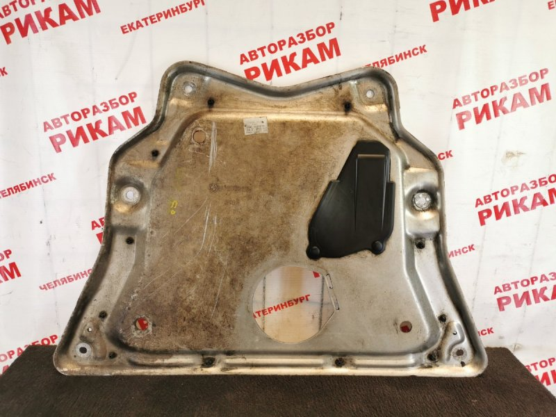 Защита двигателя Bmw X5 E70 M57D30 2007