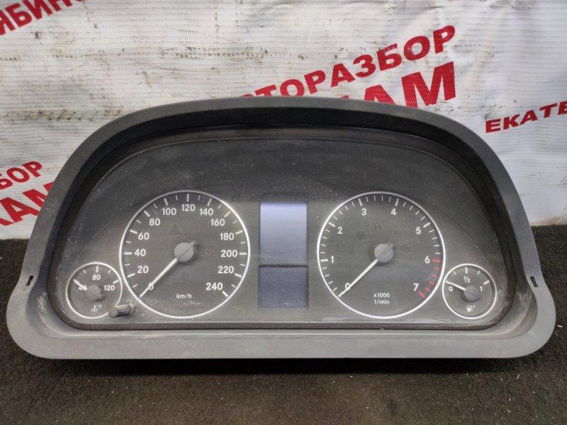 Панель приборов Mercedes-Benz A-Class W169
