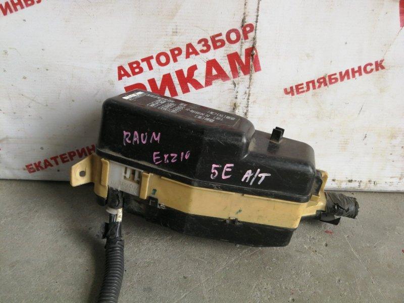 Блок предохранителей Toyota Raum EXZ10 5E-FE