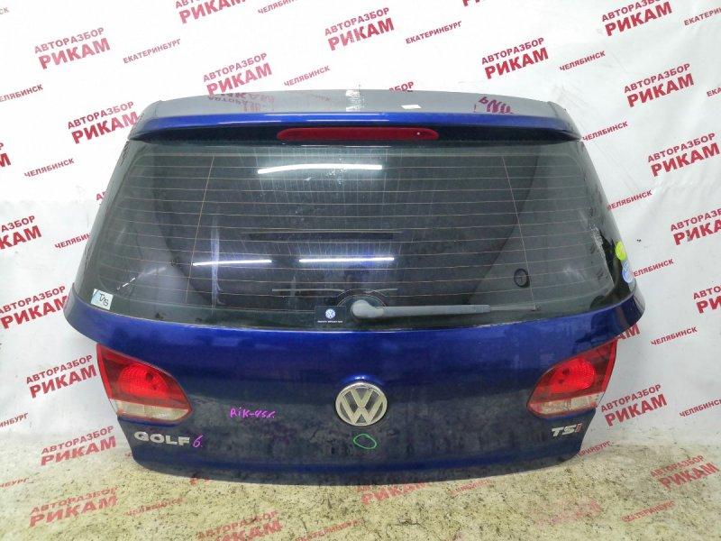 Дверь багажника Volkswagen Golf Vi 5K1 CAX 2012