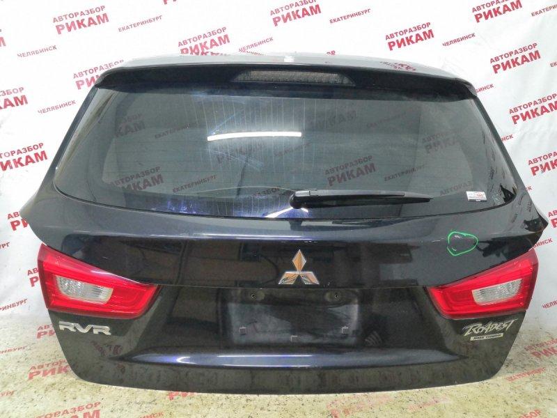 Дверь багажника Mitsubishi Asx GA4W 4J10 2011