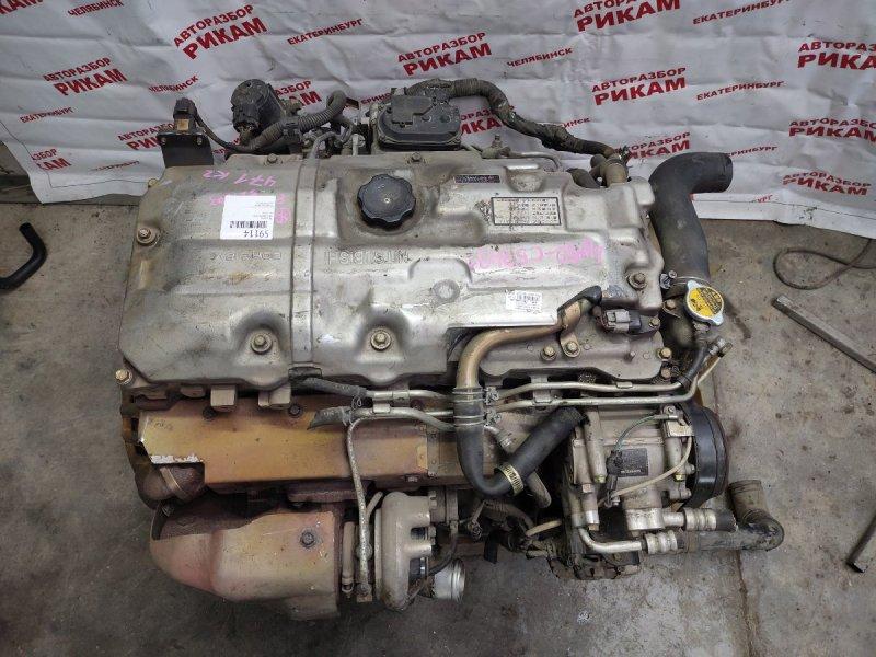 Двигатель Mitsubishi Canter FE70DB 4M50