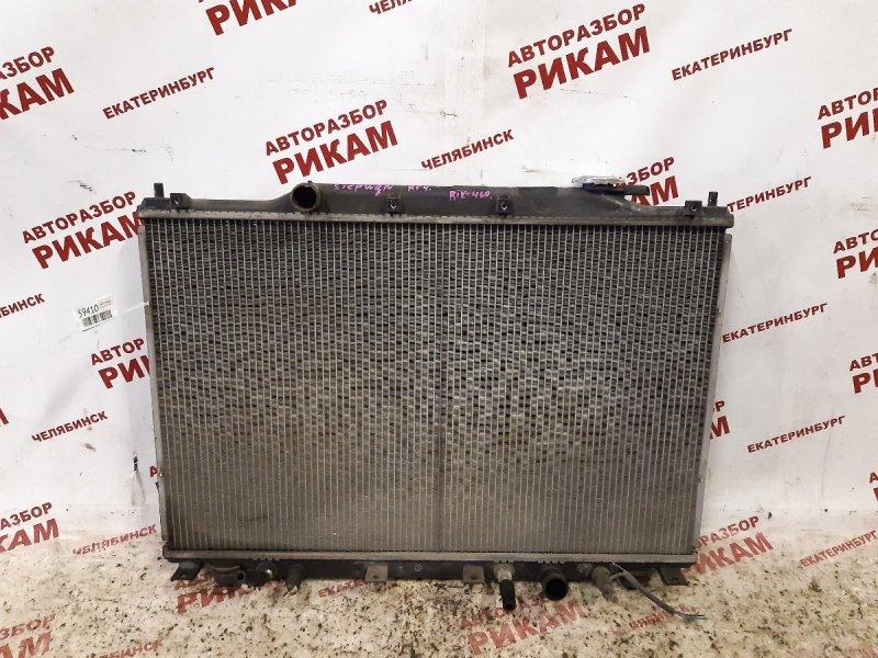 Радиатор охлаждения Honda Stepwgn RF4 K20A