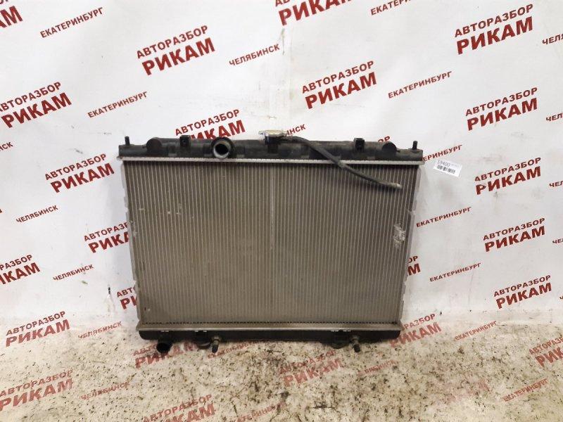 Радиатор охлаждения Nissan Serena TC24 QR20DE 2005