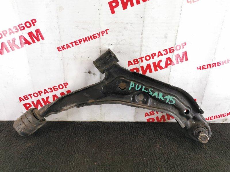 Рычаг Nissan Sunny/ Pulsar FB14/ FN15 передний правый