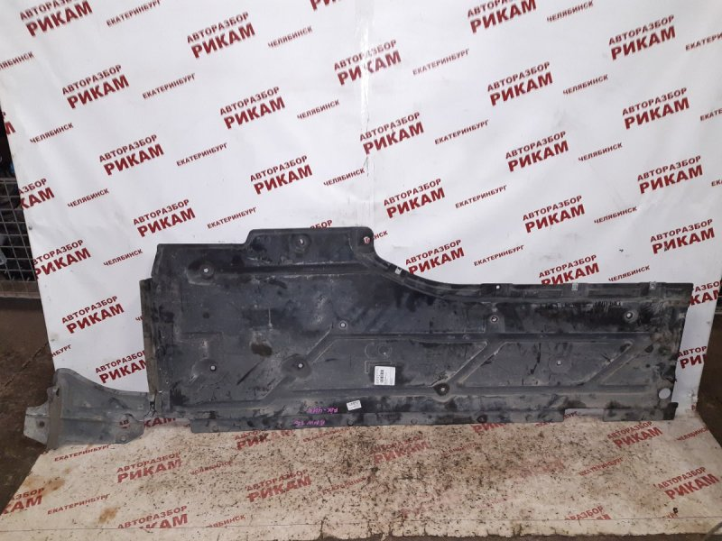 Защита днища Bmw 3-Series E90 N46B20 2007 левая