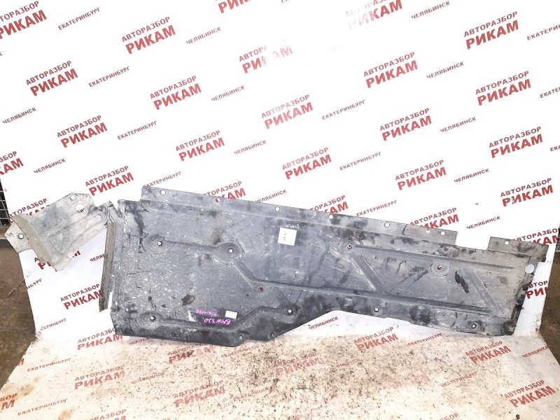 Защита днища Bmw 320I E90 N46B20BA 2007 правая