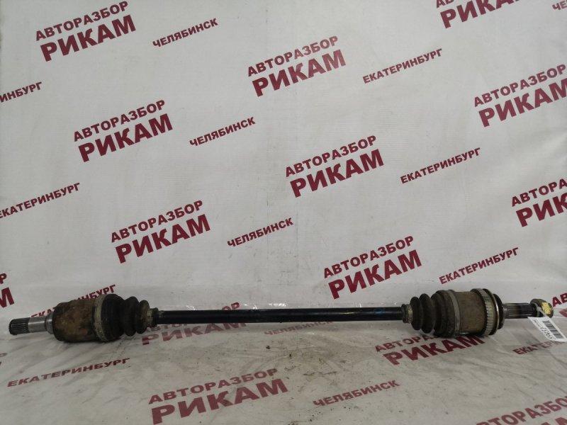 Привод Honda Stepwgn RF4 K20A задний правый