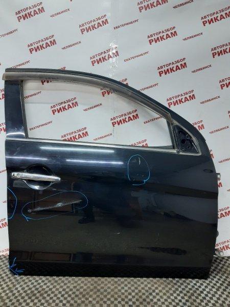 Дверь Mitsubishi Asx GA4W 4J10 2011 передняя правая