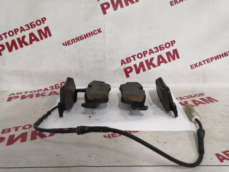 Колодки тормозные Bmw 3-Series E90 N46B20 2007 передние