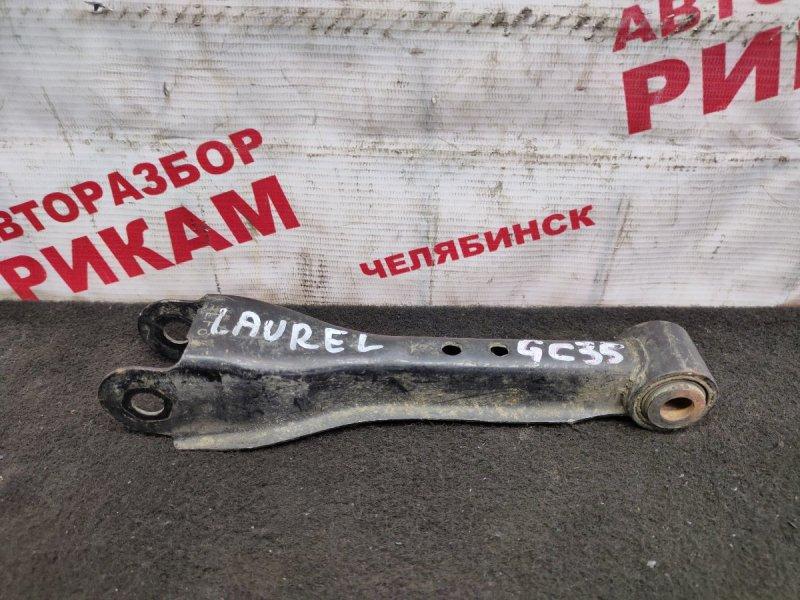 Тяга Nissan Laurel GC35 задняя