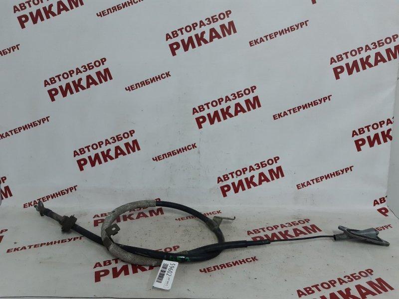 Трос ручника Nissan Ad VFY11 QG15DE 2004 задний правый
