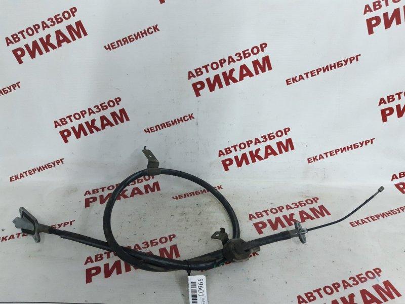 Трос ручника Nissan Ad VFY11 QG15DE 2004 задний левый