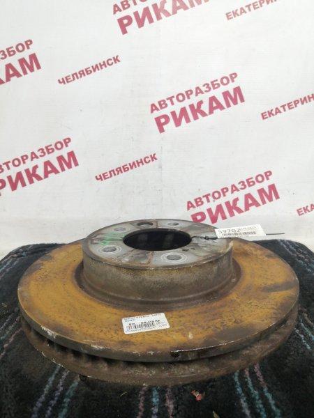 Диск тормозной Volkswagen Touareg GP BHK 2007 передний правый