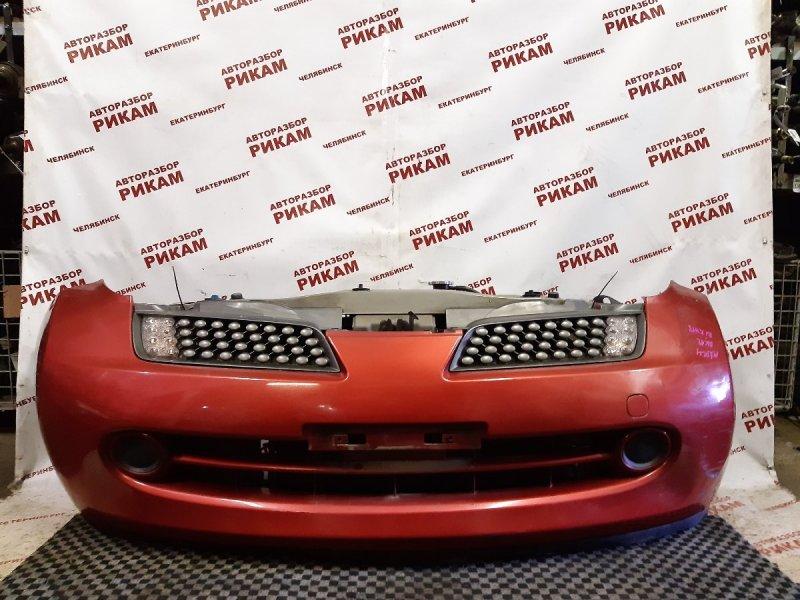 Ноускат Nissan March AK12 CR12DE 2006