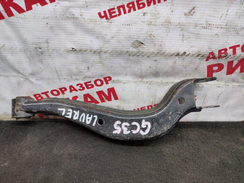Рычаг Nissan Laurel HC35 задний левый