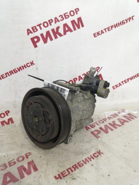Компрессор кондиционера Nissan Ad VFY11 QG15DE 2004