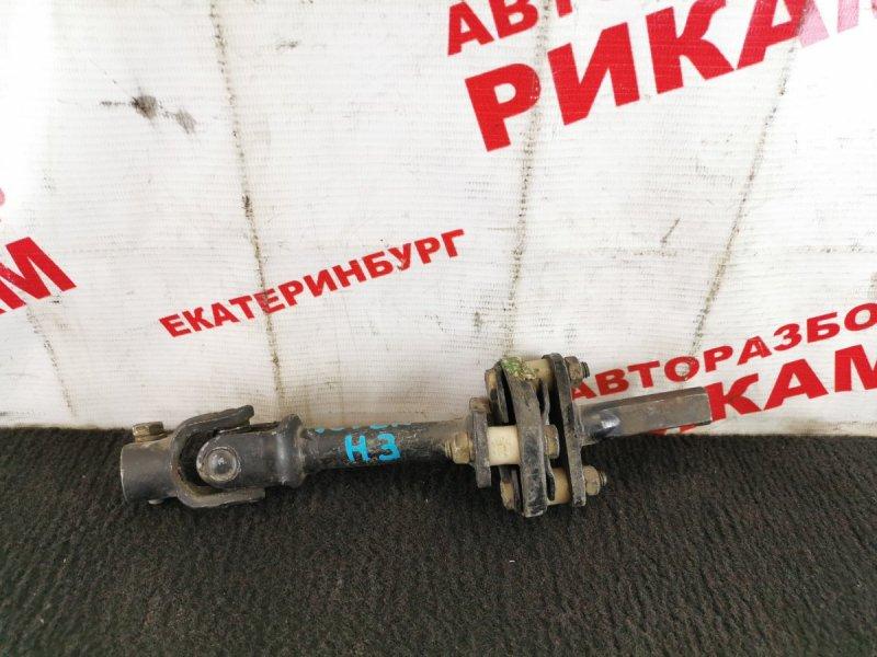 Рулевой карданчик Great Wall Hover H3