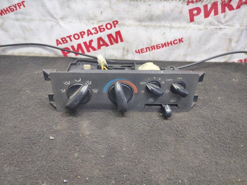 Блок климат-контроля Mitsubishi Canter FE62EE 4M51