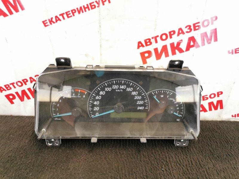 Панель приборов Toyota Camry ASV50 2AR-FE 2012