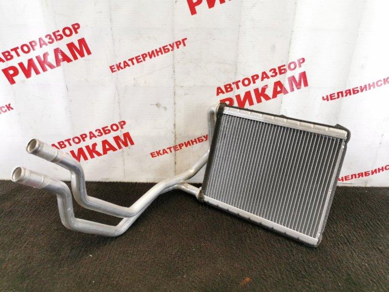 Радиатор печки Toyota Camry ASV50 2AR-FE 2012