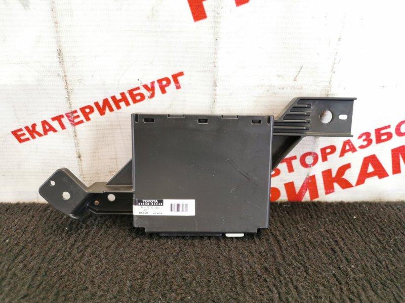 Блок управления кондиционером Toyota Camry ASV50 2AR-FE 2012