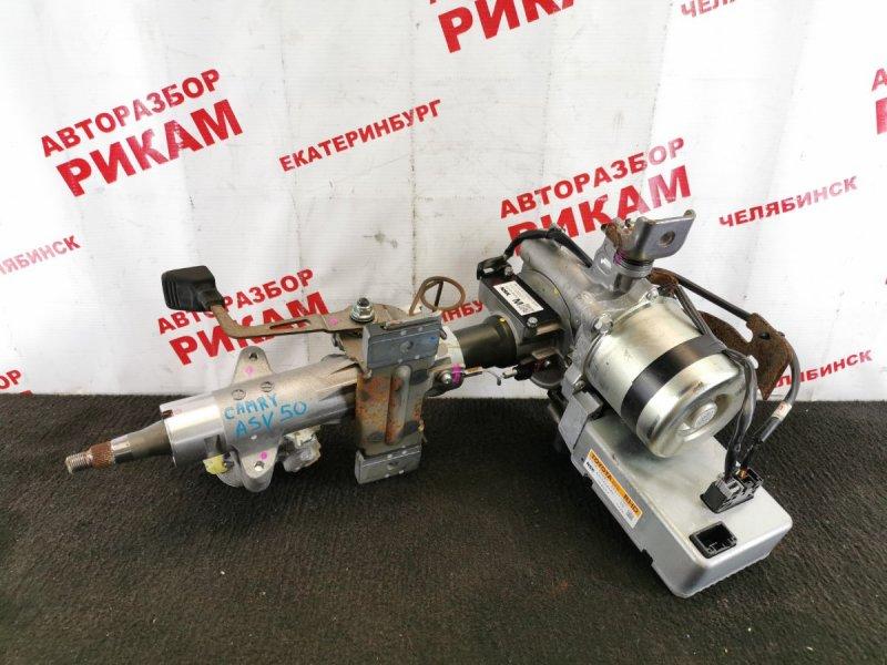 Электроусилитель руля Toyota Camry ASV50 2AR-FE 2012