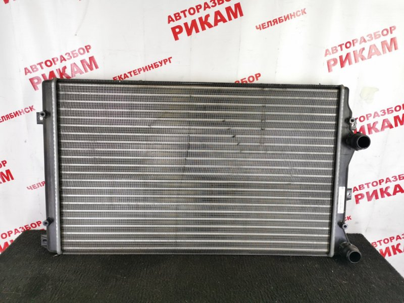 Радиатор охлаждения Volkswagen Golf Vi 5K1 CAX 2012