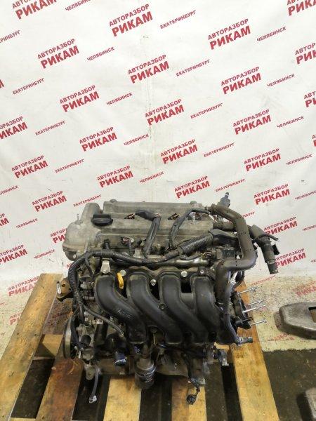 Двигатель Toyota Porte NCP141 1NZ-FE 2013