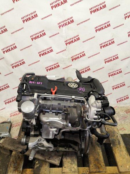 Двигатель Volkswagen Golf Vi 5K1 CAX 2012