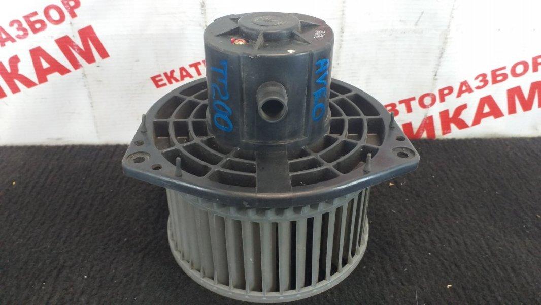 Мотор печки Chevrolet Aveo T200 B12S1