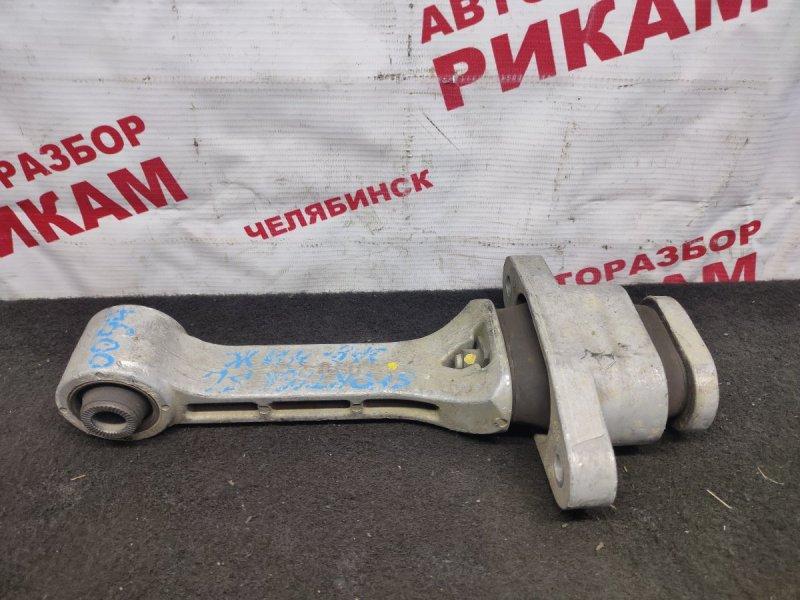 Подушка двс Kia Sportage SL D4HA 2013 задняя нижняя