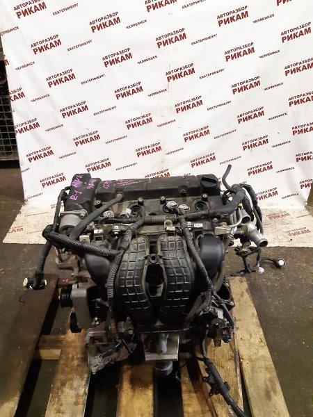 Двигатель Mitsubishi Asx GA4W 4J10 2011